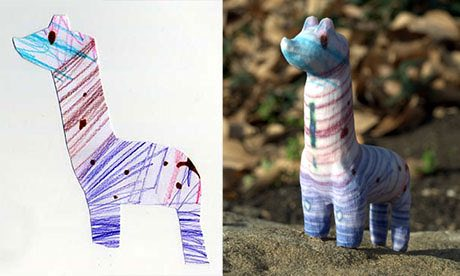 3d-printed-childrens-drawing-Crayon-Creatures
