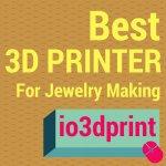 Best 3D Printer for Jewelry Making In 2017