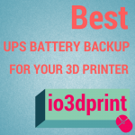 Best Uninterruptible Power Supply (UPS) For 3D Printers