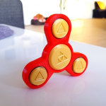 3D Printed Fidget Spinners