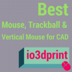 Best Mouse, Trackball and Vertical Mouse for CAD