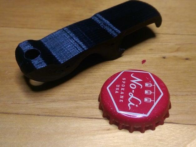 3D Printed Bottle Opener
