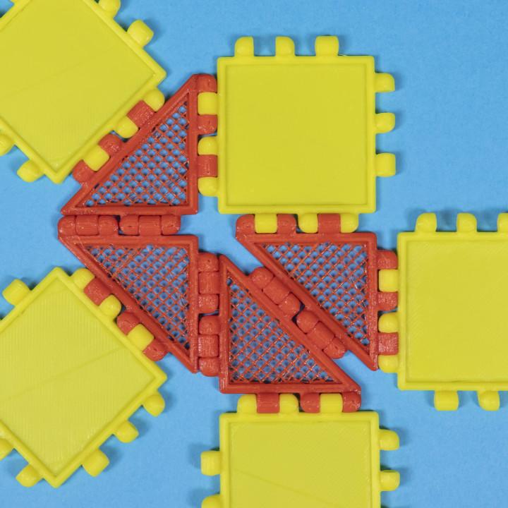 3D Printed Polypanels