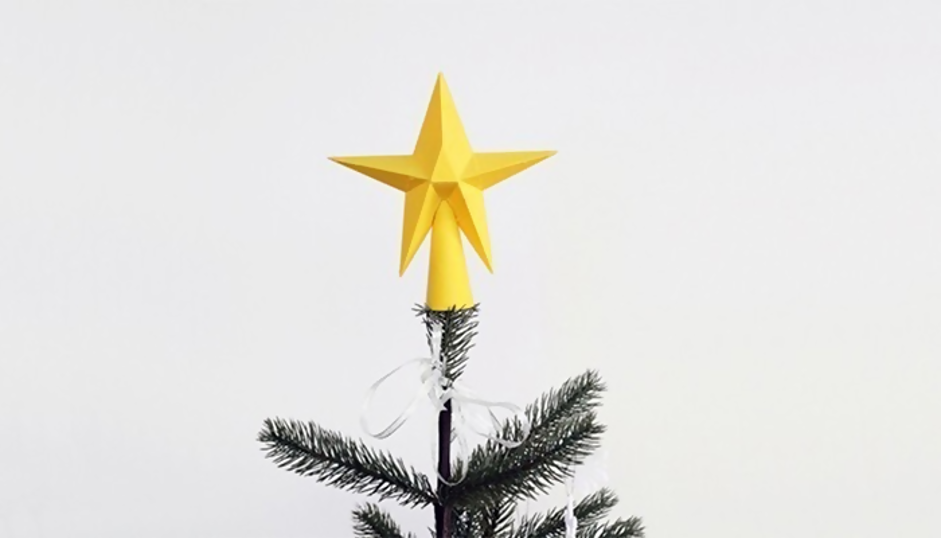 io3dprint-3d-printed-christmas-tree-star-decoration