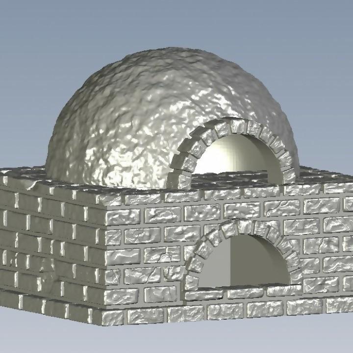 OpenForge Tavern Bread Oven image