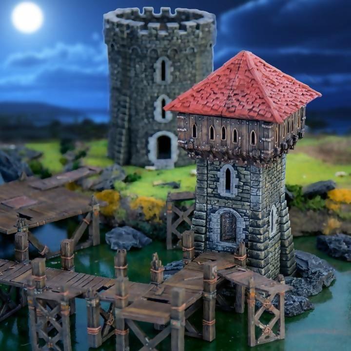 Rampage Castle Trial Set image