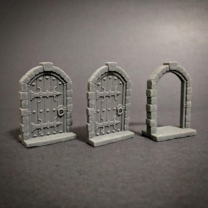 Dungeon Doors image