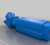 3D printed star trek hypospray