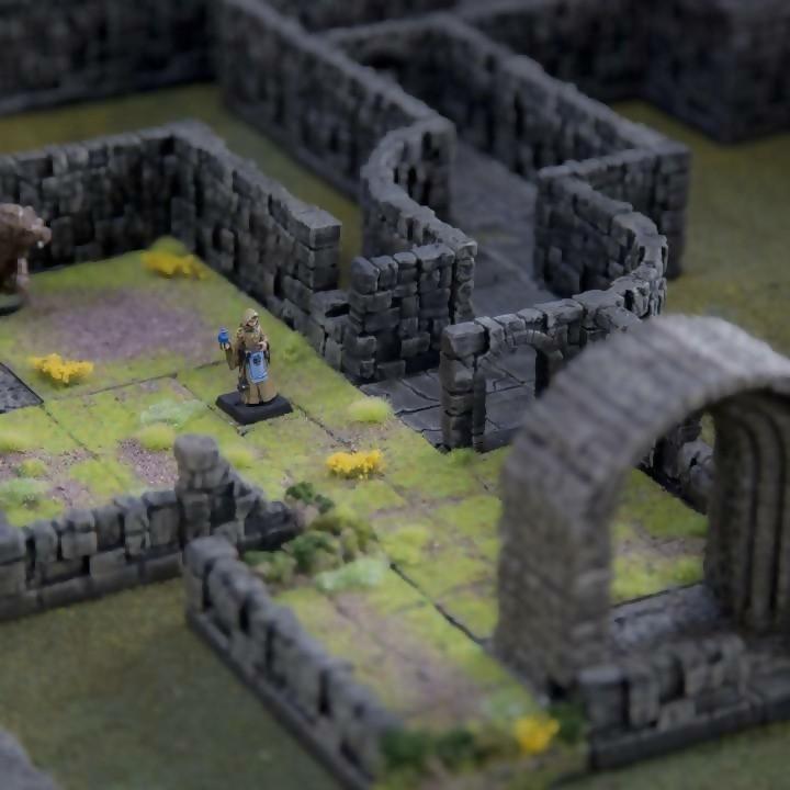 Rampage System Tile Pack