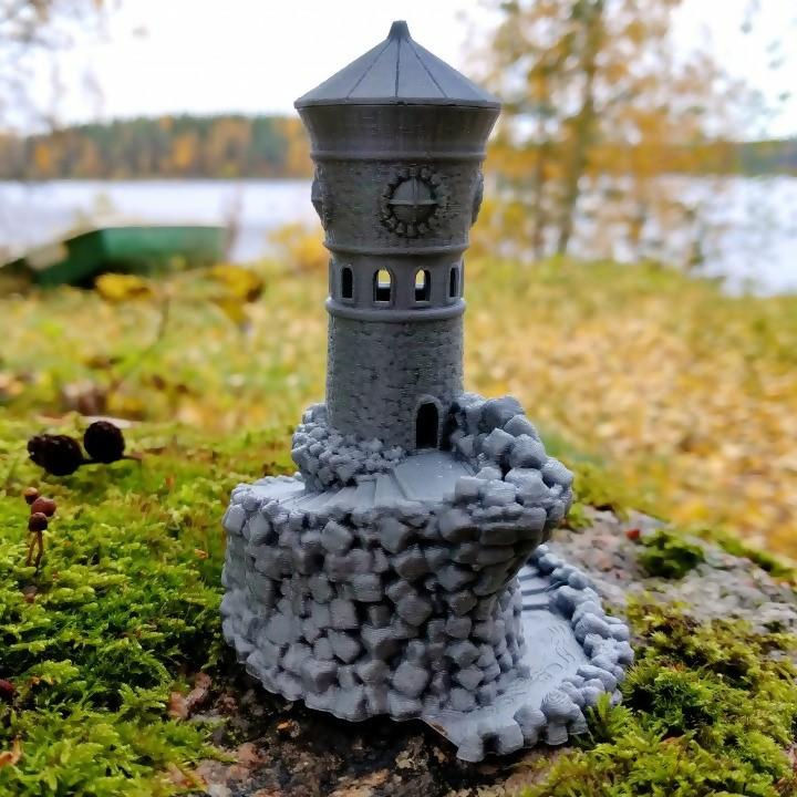 Forbidden Watchtower image
