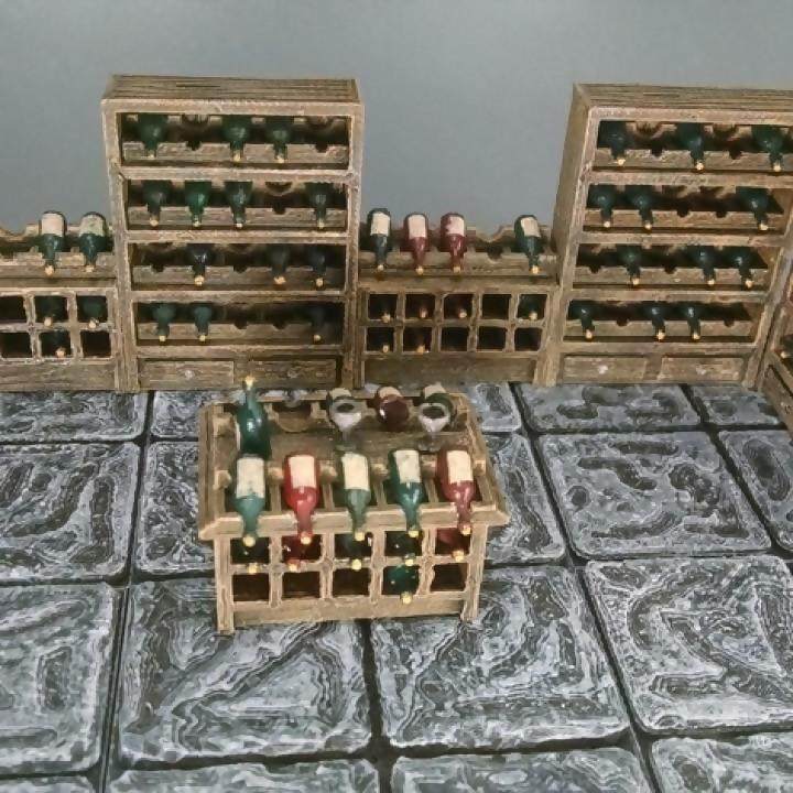 28mm Wine Cellar Accessories image
